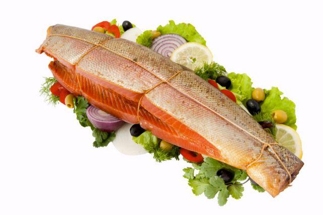 копчённая рыба