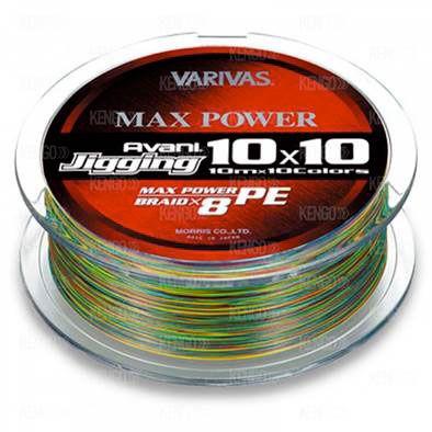 Avani Jigging 10*10 Max Power PE
