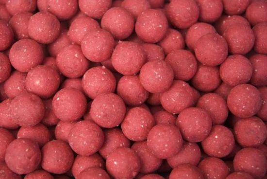 клубничные шарики