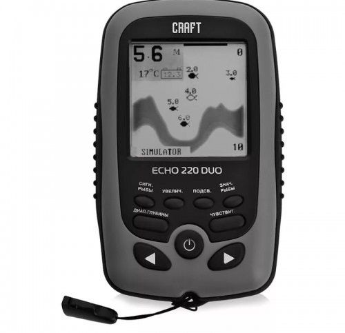 CRAFT Echo 220 Duo Ice Edition