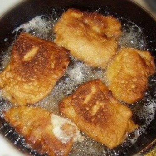 обжаривание филе