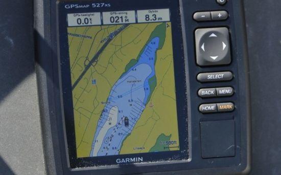 GPSMAP 527xs