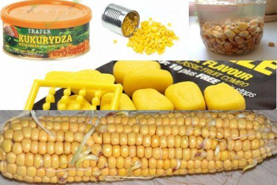 Варианты «жёлтых» блюд