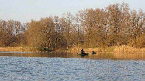 рыбалка в бухточке