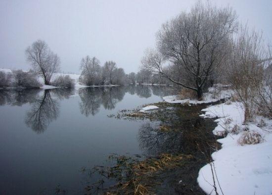 Малая река