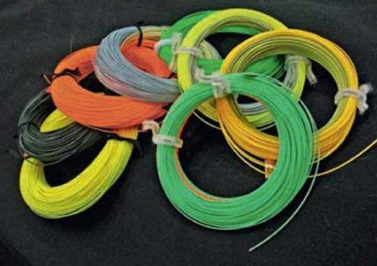 расцветка шнуров