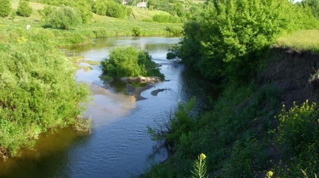 На малой реке