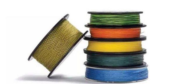 Цветовая палитра плетенок