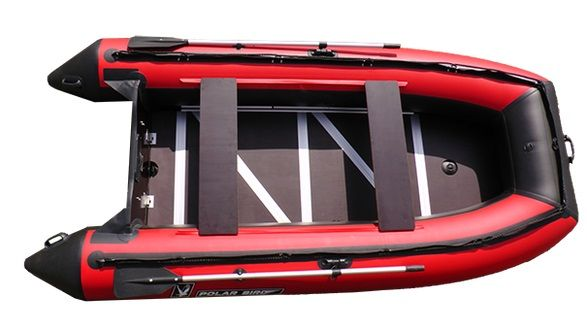 Передний отсек лодки  - кокпит
