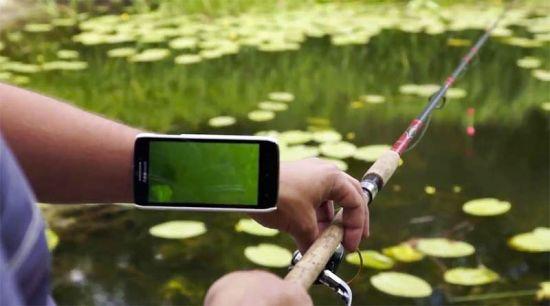изображение на мобильном