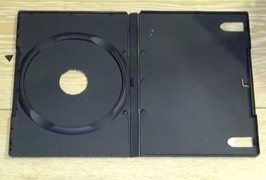 коробка для DVD