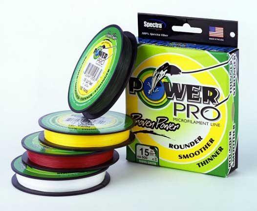 Оригинальная плетёнка Power Pro