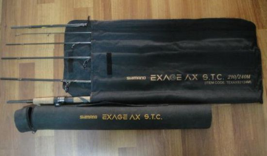 Shimano Exage AX STC Trolling 30
