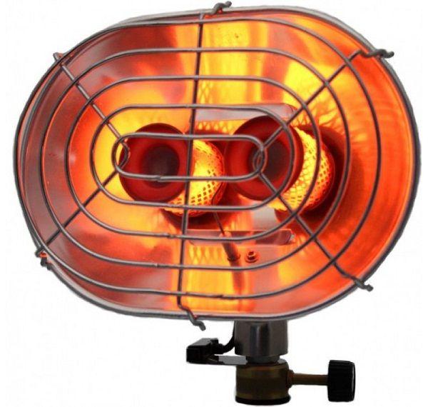 Газовый теплообменник Следопыт