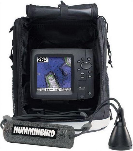 Humminbird Ice 597CI HD