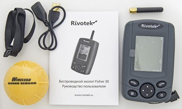 RIVOTEK FISHER 30