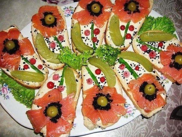 бутерброд-маки