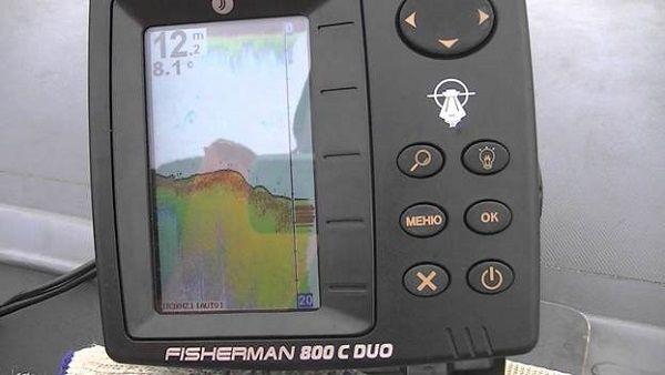 Fisherman 800C Duo
