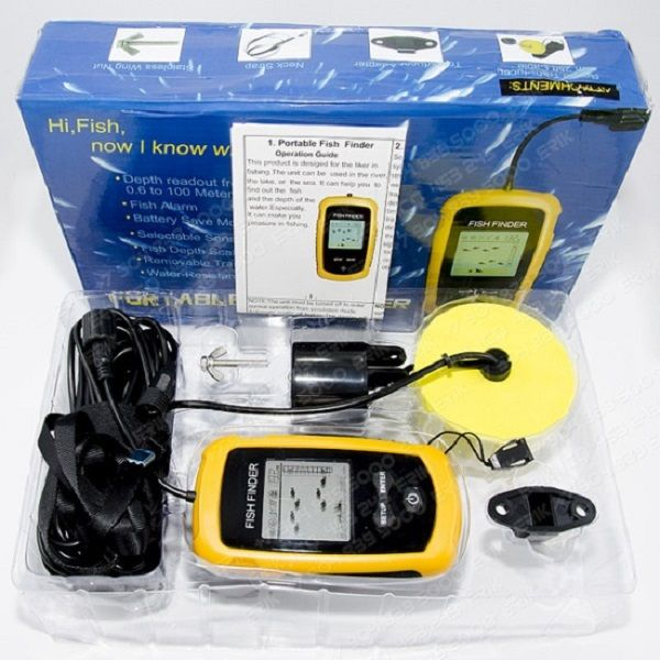 Fish Finder FD01WR