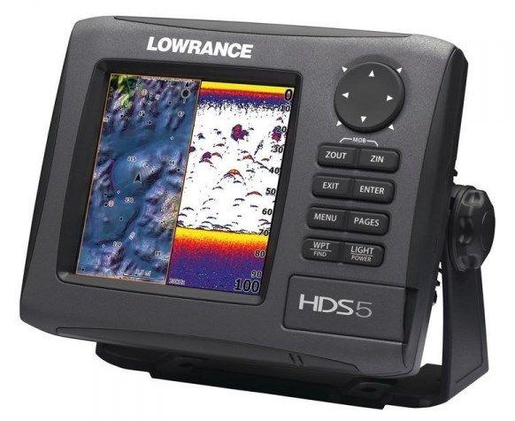 Эхолот Lowrance HDS-5 GEN 2