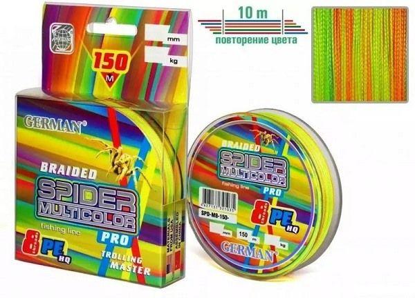 шнур с изменяющейся цветностью