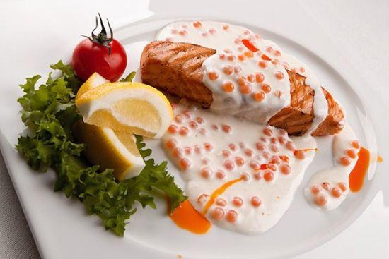 рыба с икрой
