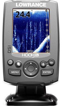 Эхолот Hook 3x DSI