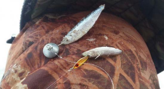 мормышка и джиг-головка