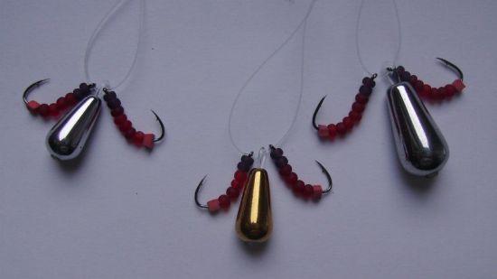 украшенные крючки