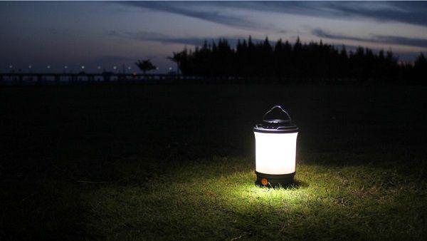 Фогарь ночью