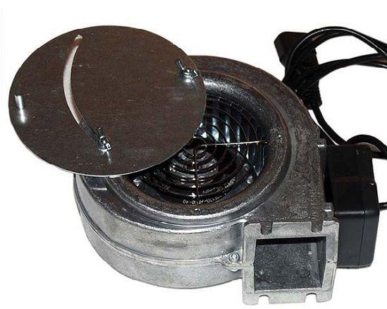 Центробежный нагнетательный вентилятор