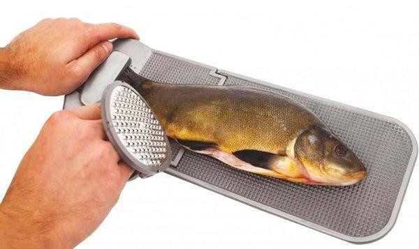 Скребок для рыбы