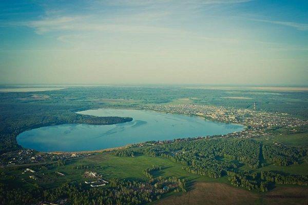 Озеро Еткуль
