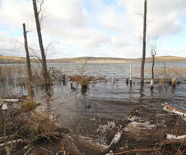 Озеро  Татыш