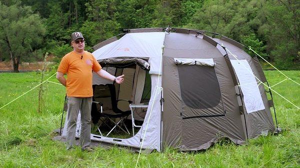 Всесезонная палатка