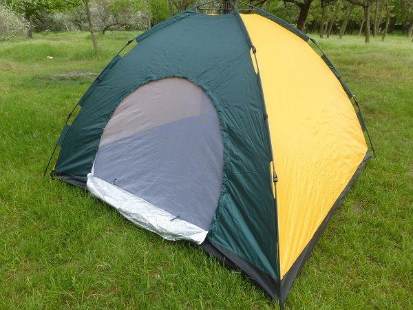Автоматическая палатка