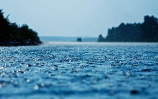 в дождь