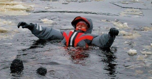 Комбинезон поплавок