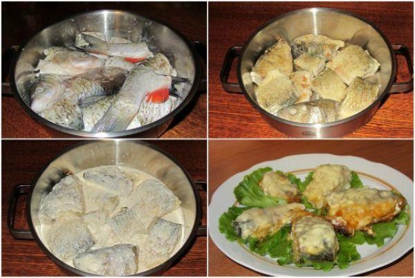 маринование рыбы