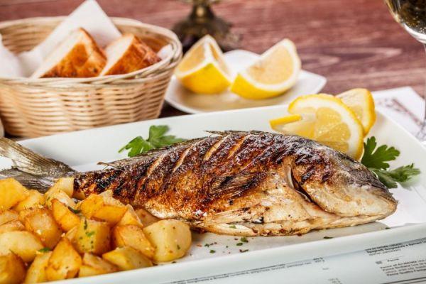 рыба с картошкой по-селянски
