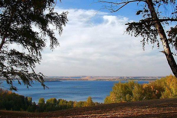 Озеро Кардыкуль