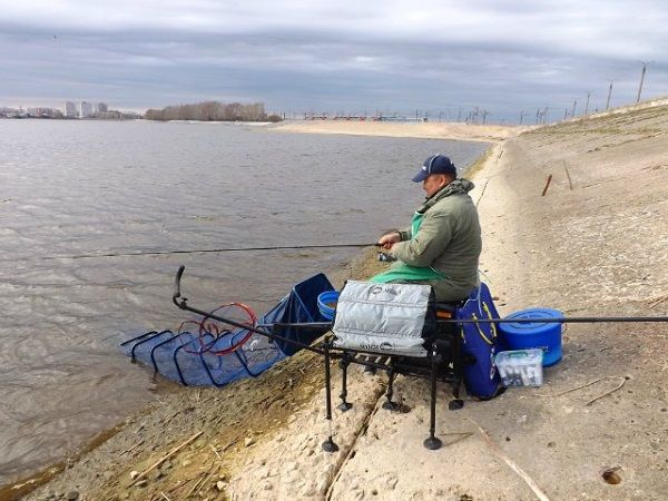 Рыбак фидерист