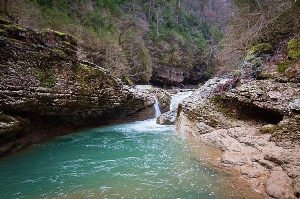 Форелевая речка