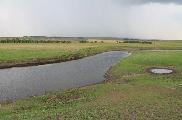 Река Гумбейка