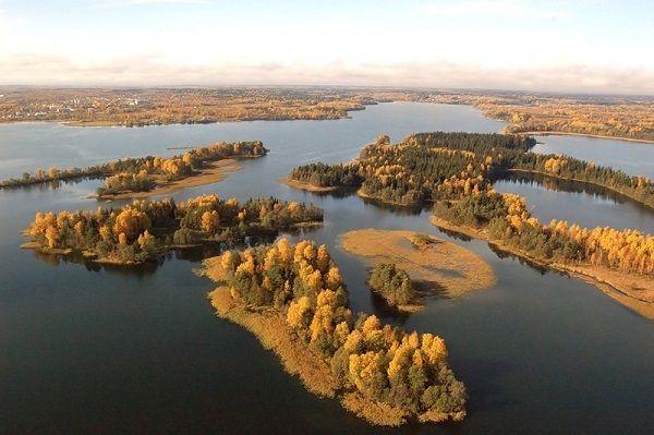 Валдайское озеро