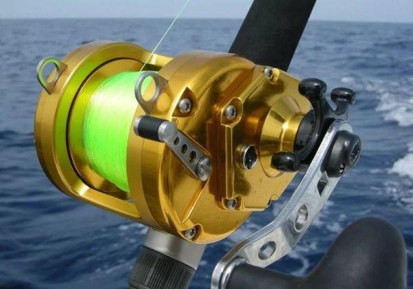 Катушка для морского спиннинга