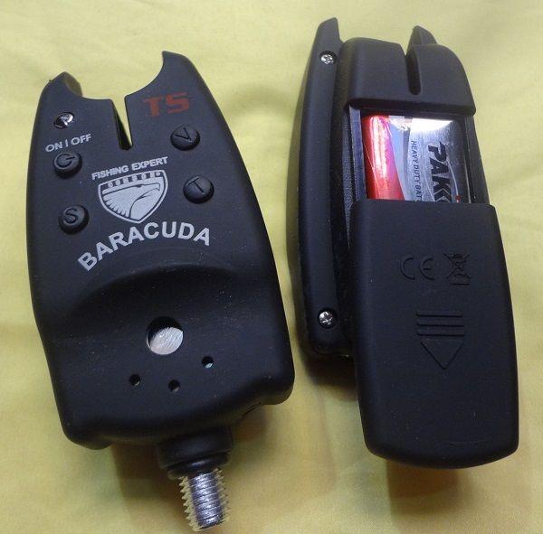 """Сигнализатор """"Barracuda T5"""""""