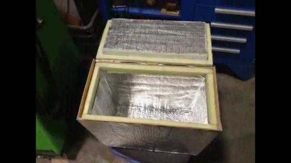 Изотермическая сумка