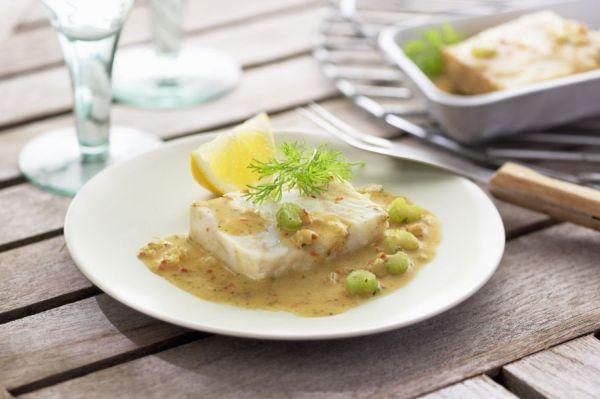 Кефирный соус к рыбе