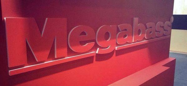 Логотип Мегабасс